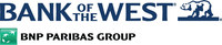 Bank of the West Logo (PRNewsFoto/Bank of the West) (PRNewsFoto/Bank of the West)