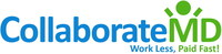 CollaborateMD Logo (PRNewsFoto/CollaborateMD) (PRNewsFoto/CollaborateMD) (PRNewsFoto/CollaborateMD)