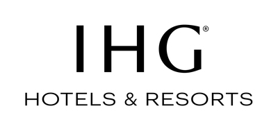 IHG (InterContinental Hotels Group) logo (PRNewsFoto/IHG)