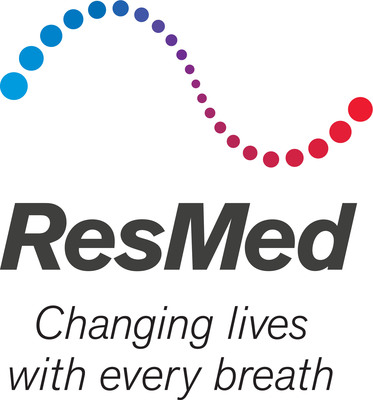ResMed Inc. logo. (PRNewsFoto/ResMed Inc.) (PRNewsFoto/RESMED INC.)