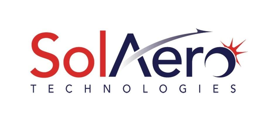SolAero Technologies Logo (PRNewsFoto/SolAero Technologies Corp.) (PRNewsFoto/SolAero Technologies Corp.) (PRNewsFoto/SolAero Technologies Corp.)