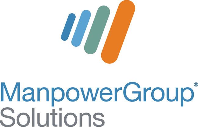 ManpowerGroup Solutions Logo (PRNewsFoto/ManpowerGroup Solutions) (PRNewsfoto/ManpowerGroup)