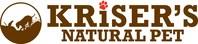 Kriser's Natural Pet logo