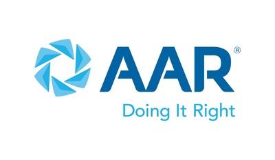 AAR Logo (PRNewsFoto/AAR) (PRNewsFoto/AAR) (PRNewsFoto/AAR)