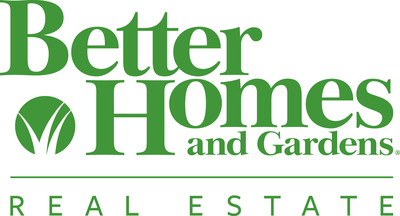 Better Homes and Gardens Real Estate LLC logo. (PRNewsFoto/Better Homes and Gardens Real Estate LLC)