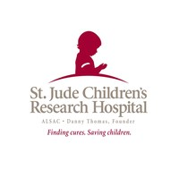 St. Jude Children's Research Hospital Logo (PRNewsFoto/St. Jude Children's Research Hos) (PRNewsFoto/St. Jude Children's Research Hos)