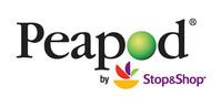 Peapod by Stop & Shop logo (PRNewsFoto/Peapod by Stop & Shop)