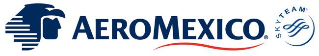 Aeromexico logo (PRNewsFoto/Delta Air Lines) (PRNewsFoto/Delta Air Lines)