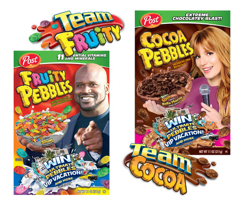 Post Pebbles Recruits New Captains to Lead Team Pebbles Campaign.