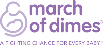 March of Dimes Foundation Logo (PRNewsFoto/March of Dimes Foundation) (PRNewsFoto/March of Dimes Foundation) (PRNewsFoto/March of Dimes Foundation)
