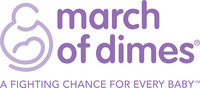 March of Dimes Foundation Logo (PRNewsFoto/March of Dimes Foundation) (PRNewsFoto/March of Dimes Foundation)