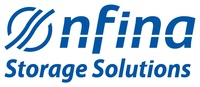 Nfina_logo_storagesolutions_reflexblue (PRNewsfoto/Nfina Technologies, Inc.)