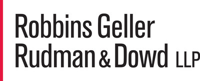 Robbins Geller, with 200 lawyers in ten offices, represents U.S. and international institutional investors in contingency-based securities and corporate litigation. The firm has obtained many of the largest securities class action recoveries in history, including the largest securities class action judgment. Please visit  http://www.rgrdlaw.com for more information. (PRNewsFoto/Robbins Geller Rudman & Dowd LLP) (PRNewsFoto/Robbins Geller Rudman & Dowd LLP)