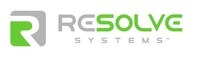 Resolve Systems | Accelerating Incident Resolution |  www.resolvesystems.com (PRNewsFoto/Resolve Systems)