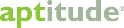 aptitude logo (PRNewsfoto/aptitude LLC)