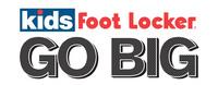 Go Big with Kids Foot Locker. (PRNewsFoto/Foot Locker, Inc.)