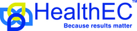 HealthEC(R) Logo (PRNewsFoto/HealthEC) (PRNewsFoto/HealthEC)