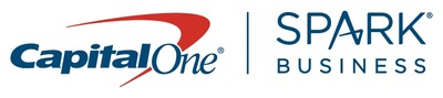 Capital One Spark Business Logo (PRNewsFoto/Capital One) (PRNewsfoto/Capital One Financial Corporati)