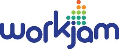 WorkJam Logo (PRNewsfoto/WorkJam)