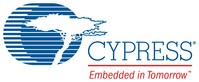 Cypress Semiconductor Corp. logo (PRNewsFoto/Cypress) (PRNewsFoto/Cypress)