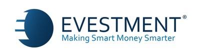 eVestment logo (PRNewsFoto/eVestment)