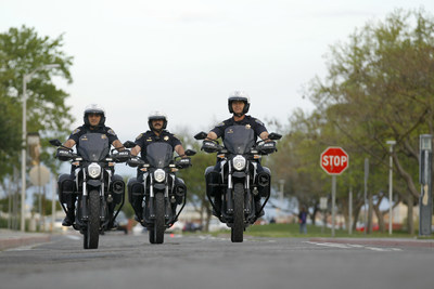 Over 50 Police Departments Now Ride Electric Motorcycles