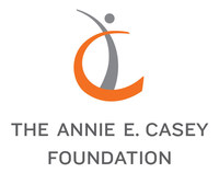 The Annie E. Casey Foundation logo (PRNewsFoto/The Annie E. Casey Foundation)