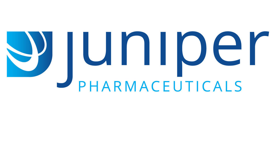 Juniper Pharmaceuticals, Inc. (PRNewsFoto/Juniper Pharmaceuticals, Inc.) (PRNewsFoto/Juniper Pharmaceuticals, Inc.)