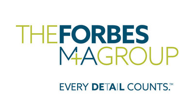 Forbes M+A Group Logo (PRNewsFoto/The Forbes M+A Group)