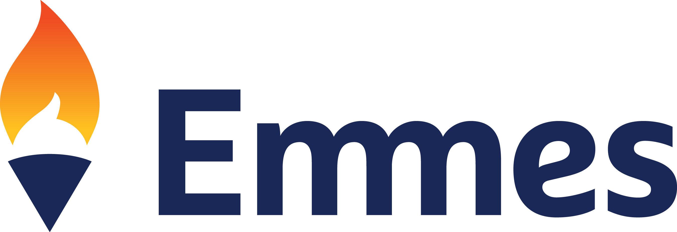 The Emmes Corporation Logo (PRNewsFoto/The Emmes Corporation)