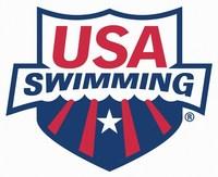 USA Swimming logo (PRNewsFoto/USA Swimming)
