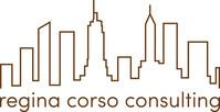 Regina Corso Consulting Logo (PRNewsFoto/Regina Corso Consulting)