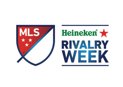 Soccer fans nationwide will be gathering to celebrate MLS Heineken Rivalry Week, two separate weeks of competition, highlighting some of the league's most anticipated matchups of the year between neighboring teams.