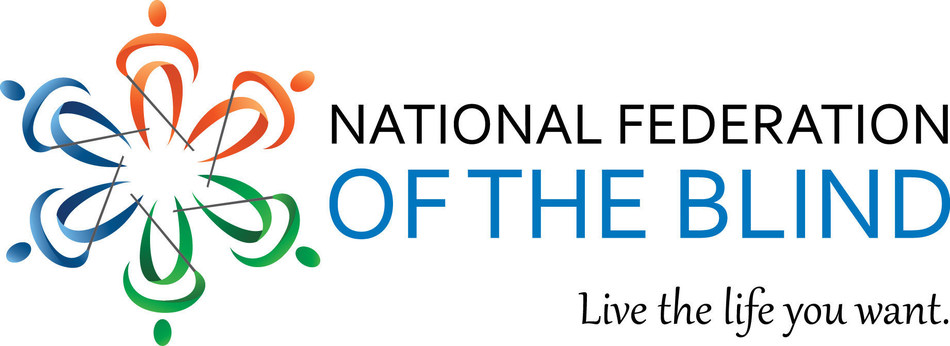 National Federation of the Blind logo (PRNewsFoto/National Federation of the Blind) (PRNewsFoto/National Federation of the Blind)