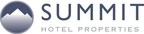 Summit Hotel Properties Reports Fourth Quarter And Full Year 2016 Results