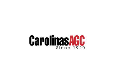 Carolinas Associated General Contractors logo. (PRNewsFoto/Carolinas Associated General Contractors)