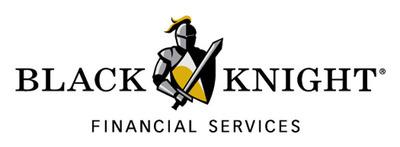 Black Knight Financial Services logo (PRNewsFoto/Black Knight Financial Services) (PRNewsFoto/Black Knight Financial Services)