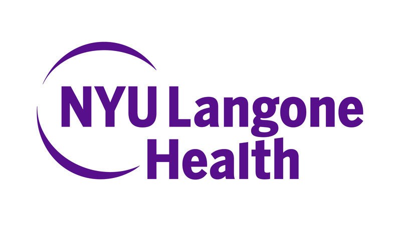 NYU Langone Health logo (PRNewsFoto/NYU Langone Medical Center) (PRNewsFoto/NYU Langone Medical Center)