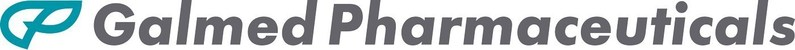 Galmed Pharmaceuticals Ltd. logo (PRNewsFoto/Galmed Pharmaceuticals Ltd.) (PRNewsFoto/Galmed Pharmaceuticals Ltd.)