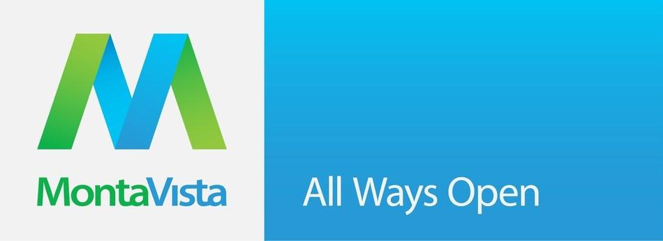 MontaVista logo. (PRNewsFoto/MontaVista Software, LLC) (PRNewsFoto/MontaVista Software, LLC)