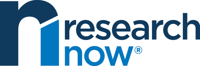 Research Now logo.
