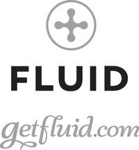 Fluid Advertising Logo. (PRNewsFoto/Fluid Advertising)