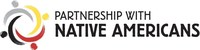 Partnership With Native Americans, a 501c3 nonprofit organization, provides consistent aid and services for Native Americans with the highest needs in the U.S. (PRNewsFoto/Partnership With Native America)