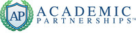 Academic Partnerships logo (PRNewsFoto/University of South Carolina,Aca)