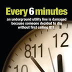 August 11 Reminds Pennsylvania Residents To Dial 8-1-1 Before Digging
