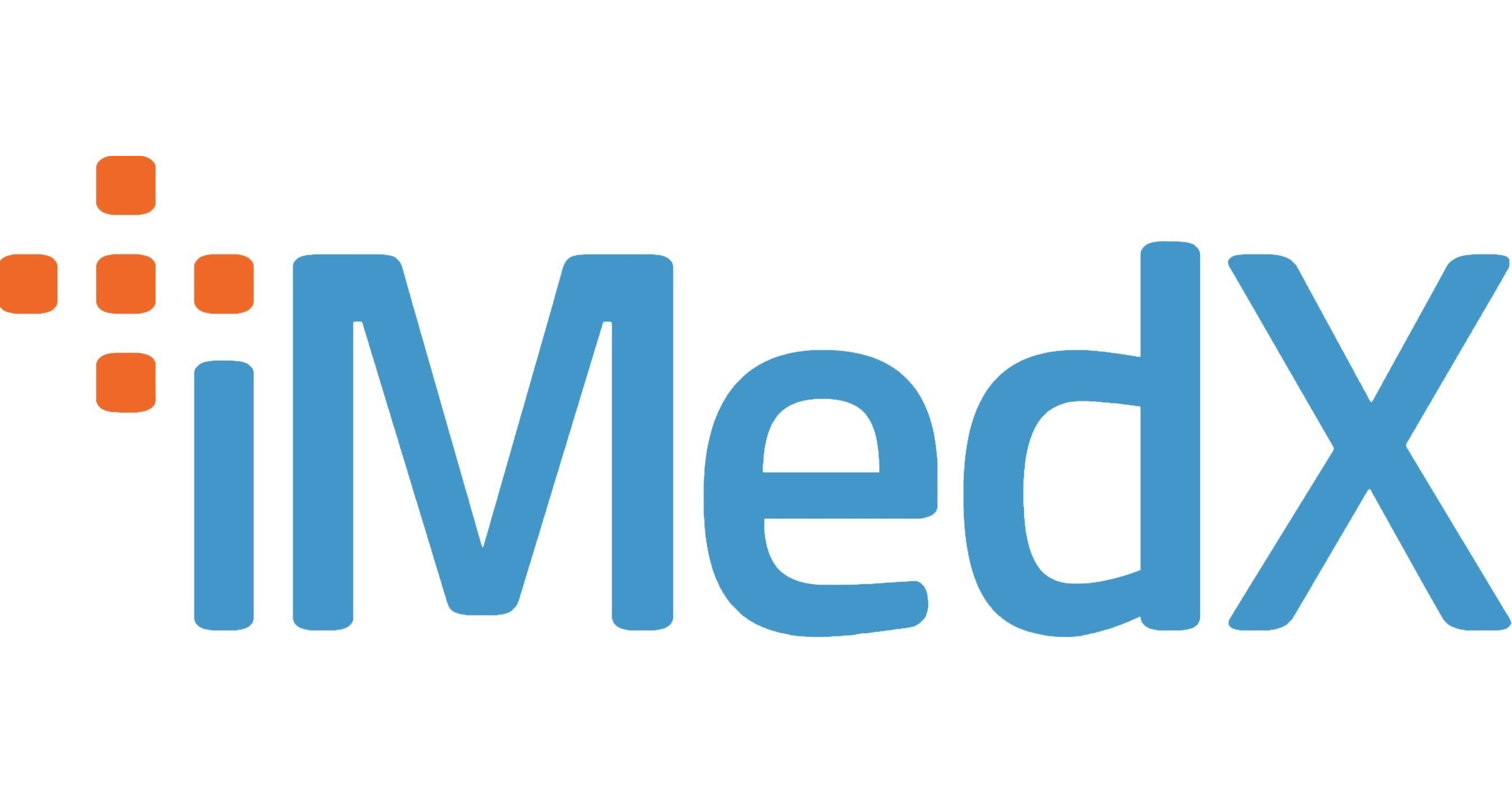 iMedX logo