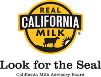 California Milk Advisory Board (PRNewsFoto/California Milk Advisory Board) (PRNewsFoto/California Milk Advisory Board)