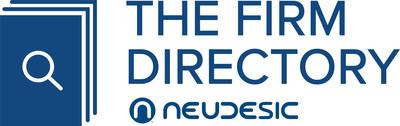 The Firm Directory (PRNewsFoto/Neudesic)