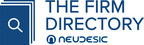 The Firm Directory, Neudesic's Award-Winning Experience Discovery and Secure Collaboration Platform, Announces New Integration with NetDocuments