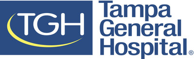 Tampa General Hospital logo. (PRNewsFoto/Tampa General Hospital)
